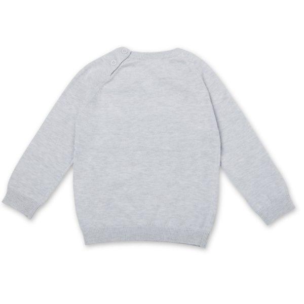 May Gibbs x Walnut Melbourne Cuddle Knit Jumper Bush Baby Grey