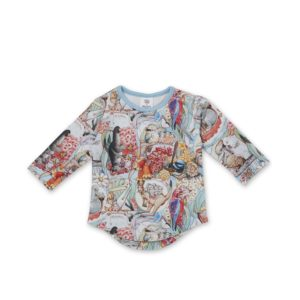 May Gibbs Leo Long Sleeve Storytime front