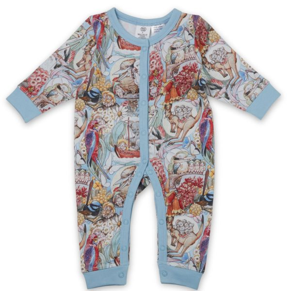 MG Sam Jumpsuit Storytime