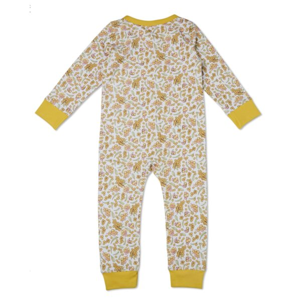 MG Sam Winter Jumpsuit Wattle Baby back