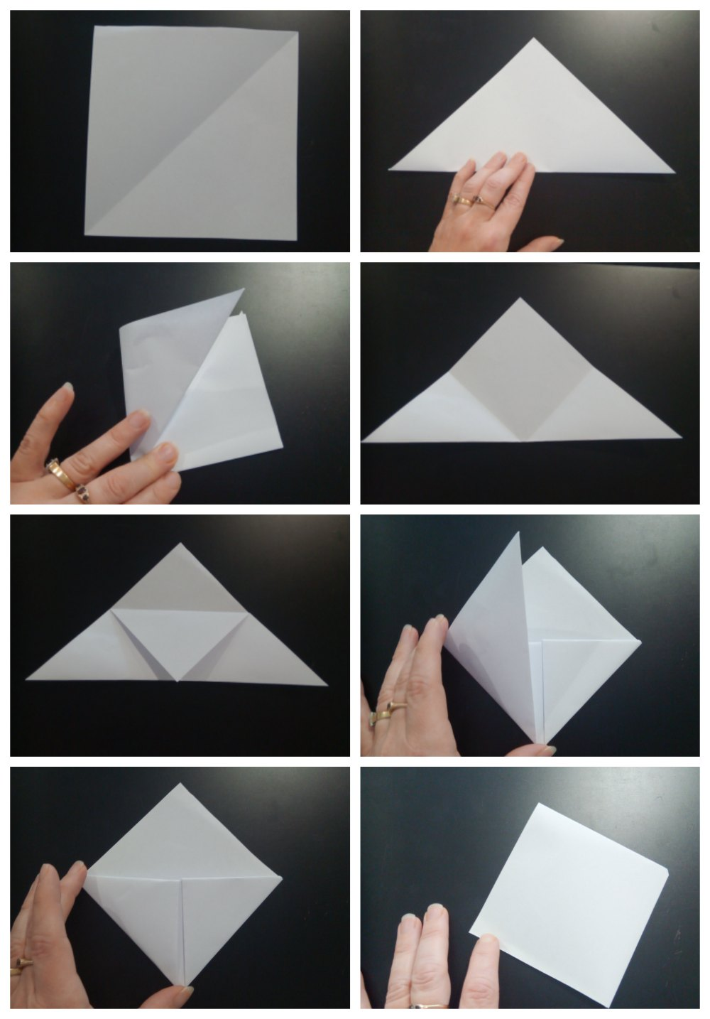 Jigsaw puzzle design of pluripotent origami | Nature Physics | 1434x1000
