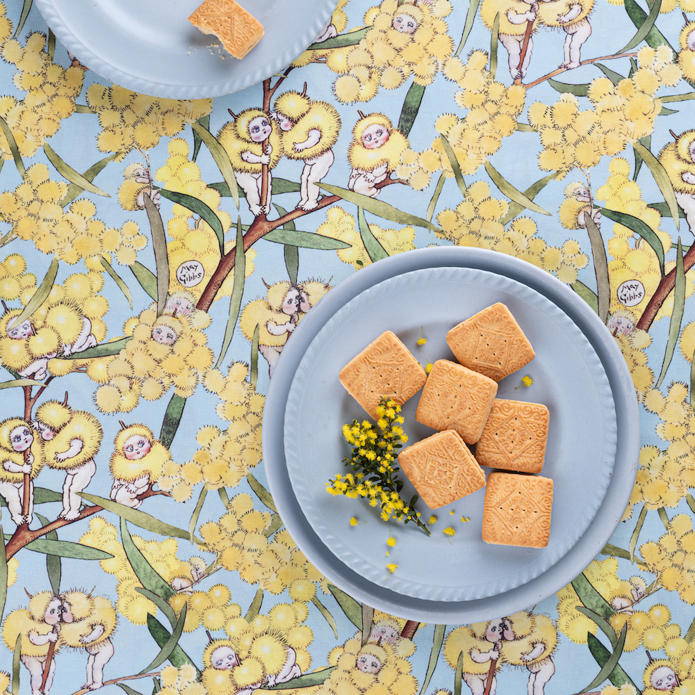 May Gibbs x Nerida Hansen Fabrics launch