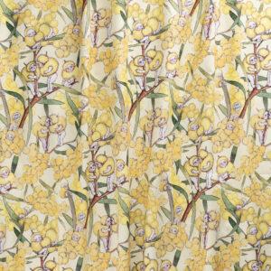 May Gibbs x Nerida Hansen Fabrics - Blossom Babies Yellow