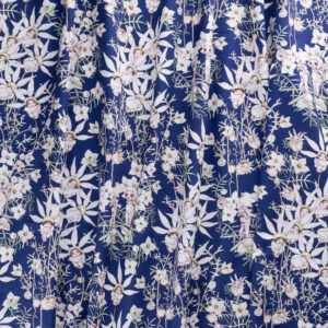 May Gibbs x Nerida Hansen Fabrics - Boronia/Flannel Flower Babies Midnight