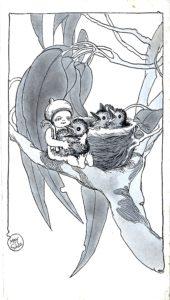 Gumnut Babies ' Such Tender Hearts'
