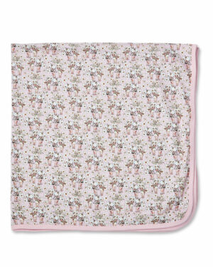 May Gibbs x Walnut Melbourne Billy Blanket Spring Floral