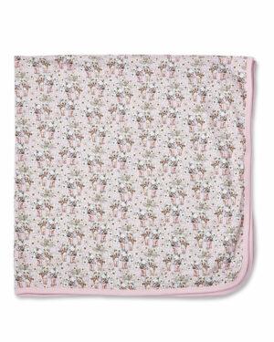May Gibbs x Walnut Melbourne Billy Blanket Spring Floral