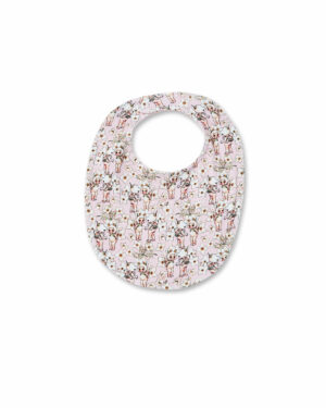 May Gibbs x Walnut Melbourne Brooklyn Bib Spring Floral