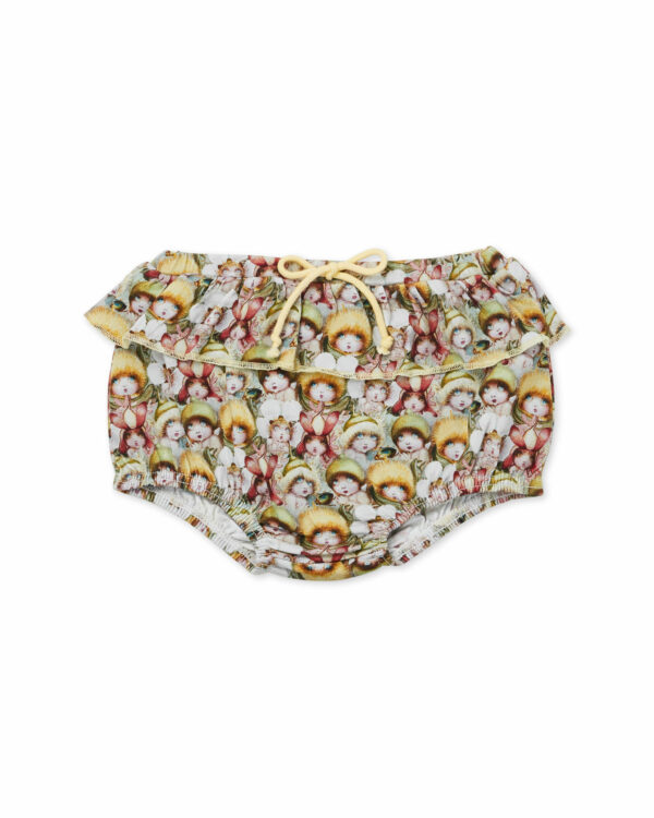 May Gibbs x Walnut Melbourne Gigi Bloomers Baby Face
