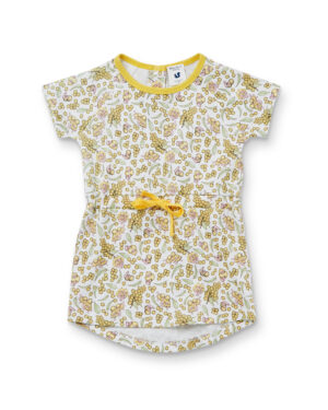 May Gibbs x Walnut Melbourne Holly Dress Wattle Baby