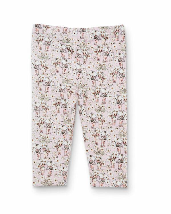 May Gibbs x Walnut Melbourne Luna Leggings Spring Floral