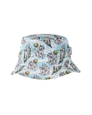 May Gibbs x Walnut Melbourne Mini Sunny Sunhat Surf's Up