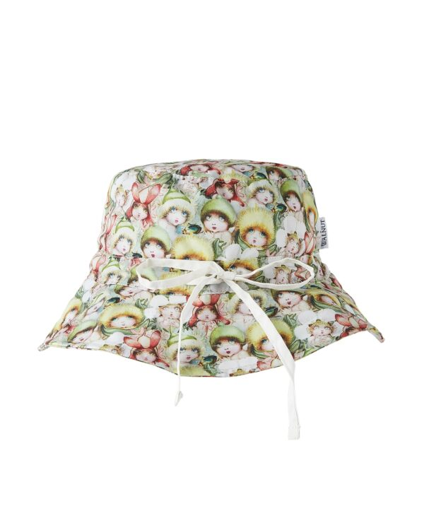 May Gibbs x Walnut Melbourne Sunny Sunhat Baby Face