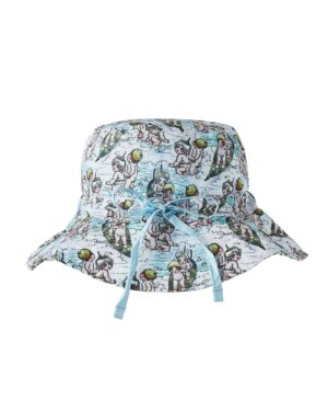 May Gibbs x Walnut Melbourne Sunny Sunhat Surf's Up