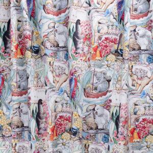 May Gibbs x Nerida Hansen Fabrics - May's Tales