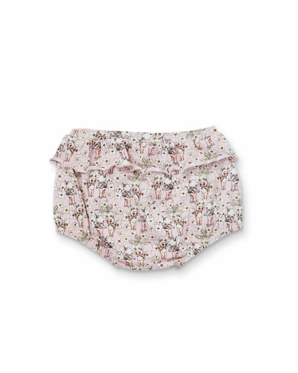 May Gibbs x Walnut Melbourne Gigi Bloomers Spring Floral back