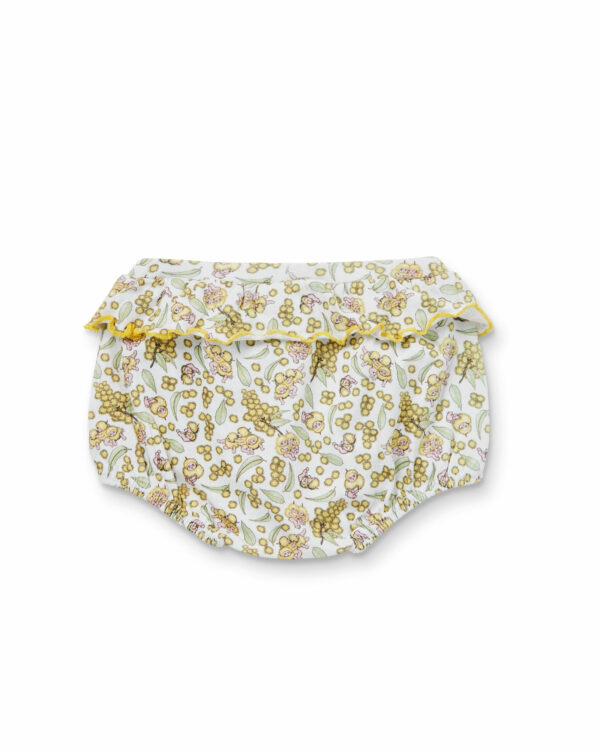 May Gibbs x Walnut Melbourne Gigi Bloomers Wattle Baby back
