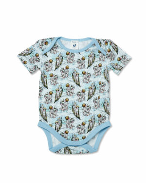 May Gibbs x Walnut Melbourne Wren Onesie Surf's Up