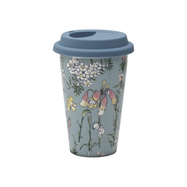 May Gibbs by Ecology Travel Mug Flower Babies
