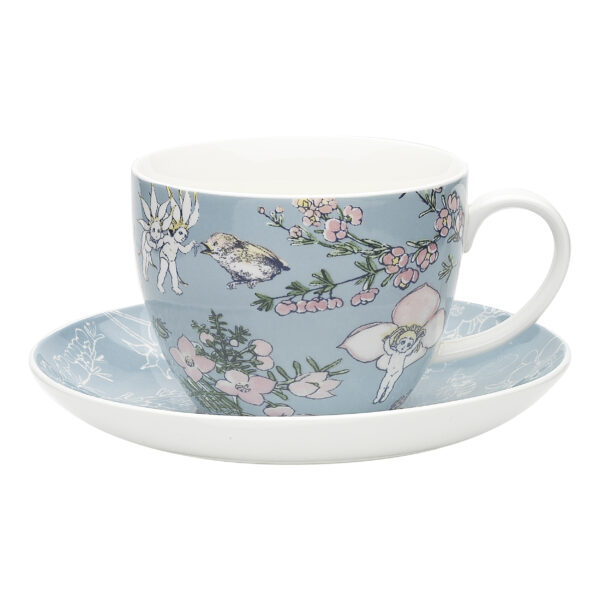 May Gibbs by Ecology Cup & Saucer Flower Babies