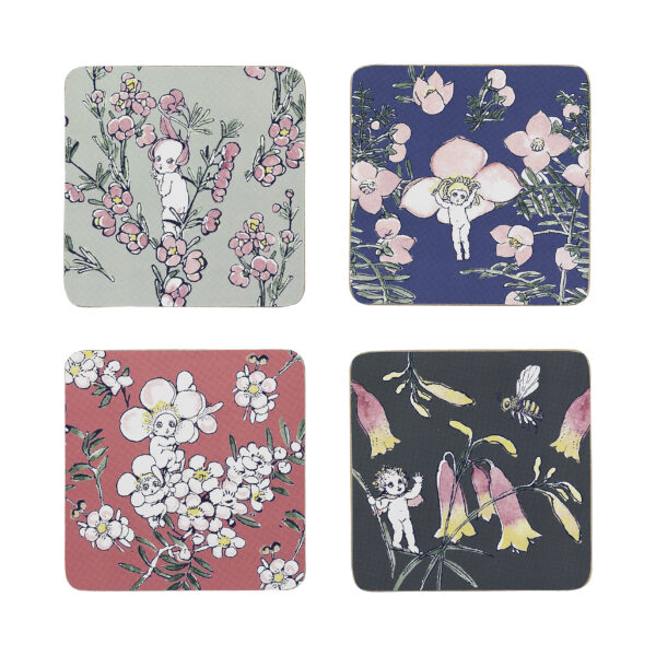 May Gibbs by Ecology Coasters Flower Babies