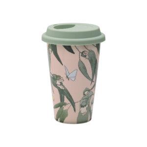 May Gibbs by Ecology Travel Mug Gumnut Babies