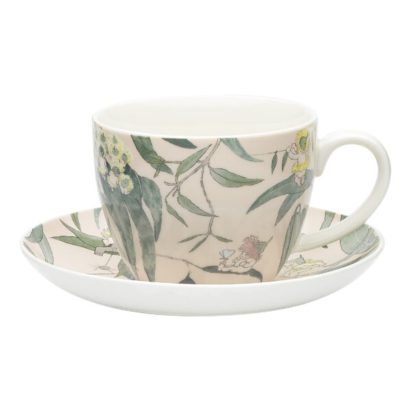May Gibbs by Ecology Cup & Saucer Gumnut Babies