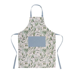 May Gibbs by Ecology Apron with Pocket Gumnut Babies