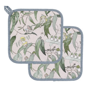 May Gibbs by Ecology Pot Holders Gumnut Babies