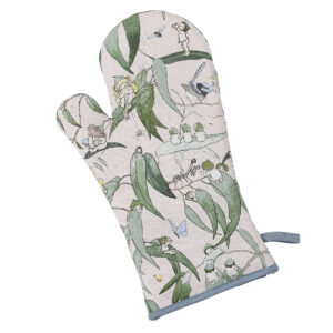 May Gibbs by Ecology Oven Glove Gumnut Babies