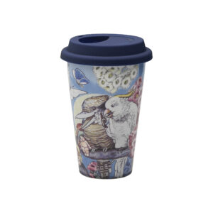 May Gibbs by Ecology Travel Mug Bush Tales