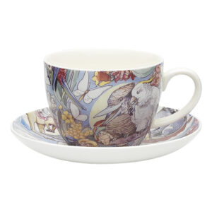 May Gibbs by Ecology Cup & Saucer Bush Tales