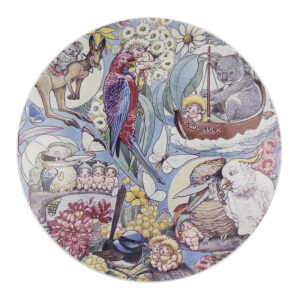 May Gibbs by Ecology Side Plate Bush Tales