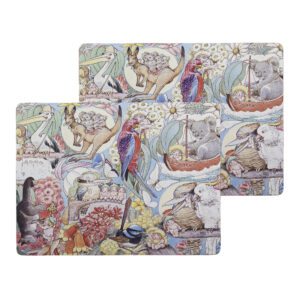 May Gibbs by Ecology Large Placemats Bush Tales