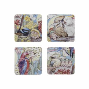 May Gibbs by Ecology Coasters Bush Tales