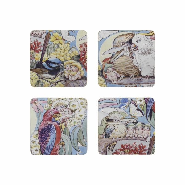 May Gibbs by Ecology Coasters Bush Tales