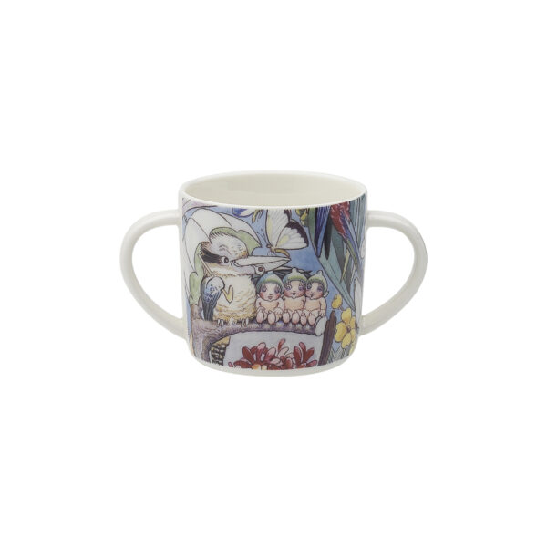 May Gibbs by Ecology Children's Double Handled Mug Bush Tales