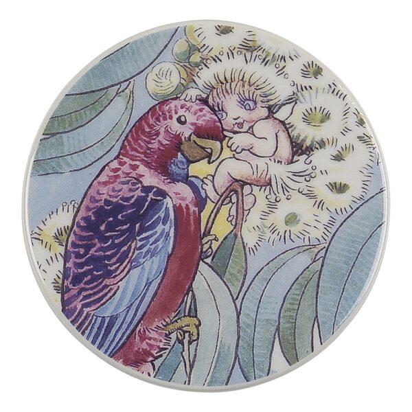 May Gibbs By Ecology Ceramic Coasters Bush Tales