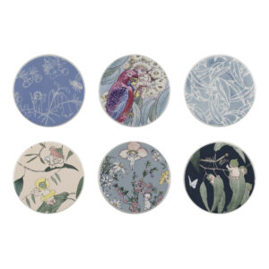 May Gibbs By Ecology Ceramic Coasters