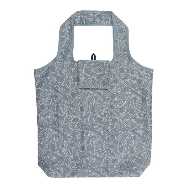 May Gibbs By Ecology Foldable Shopping Bag Eucalyptus