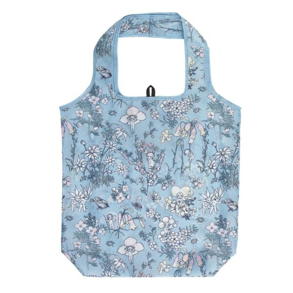 May Gibbs By Ecology Foldable Shopping Bag Meadow