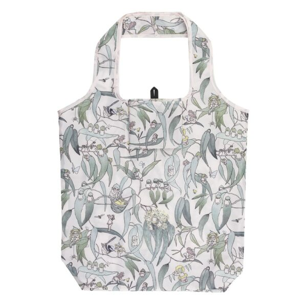 May Gibbs By Ecology Foldable Shopping Bag Pink