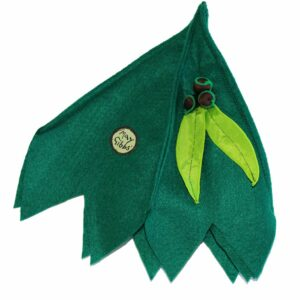 May Gibbs Dress Ups: Gumnut Hat - Green