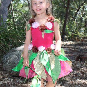 May Gibbs Dress Ups: Gum Blossom Dress