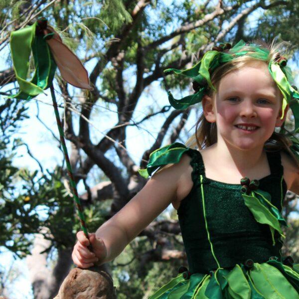 May Gibbs Dress Ups: Gumnut Wand