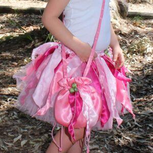 May Gibbs Dress Ups Gum Blossom Skirt Pink
