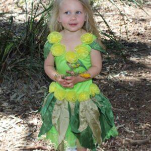 May Gibbs Dress Ups Wattle Babies Dress