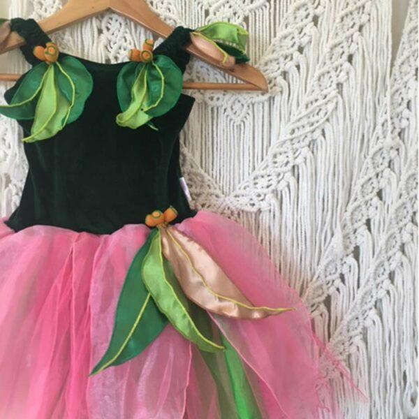 May Gibbs Dress Ups Little Ragged Blossom Dress