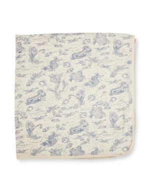 May Gibbs x Walnut Melbourne Billy Blanket Little Obelia
