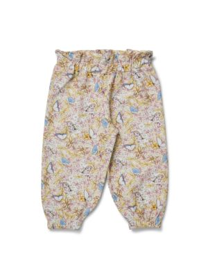 May Gibbs x Walnut Melbourne Fern Pant Gum Blossom Front